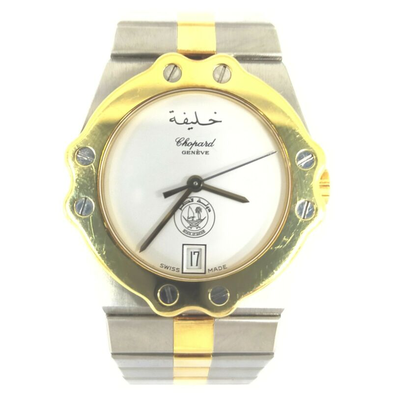 Chopard Watch  8023 St.Moritz YG x SS Good condition 1409383 - watch picture 1