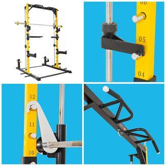 X303 Rack with $249 FID BENCH Save $500 @ Orbit Fitness Rockingham