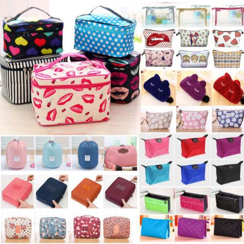 Damen Kulturtasche Kosmetiktasche Hängende Kulturbeutel Waschbeutel Make Up Bags