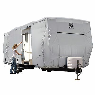 PermaPro Premium Travel Trailer Motor Home RV Cover Fits 35'–38' Length