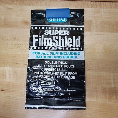 Sima film shield x-ray lead bag for camera film for sale  Overland Park