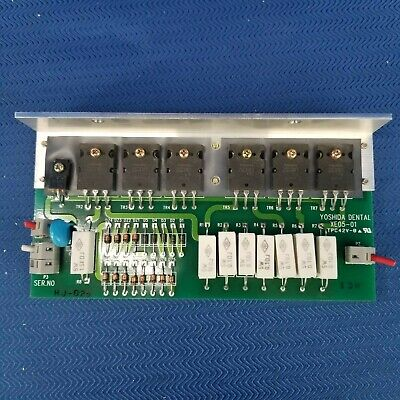 Panoura Ultra Panceph Model Pa812 Replacement Board Xe05-01