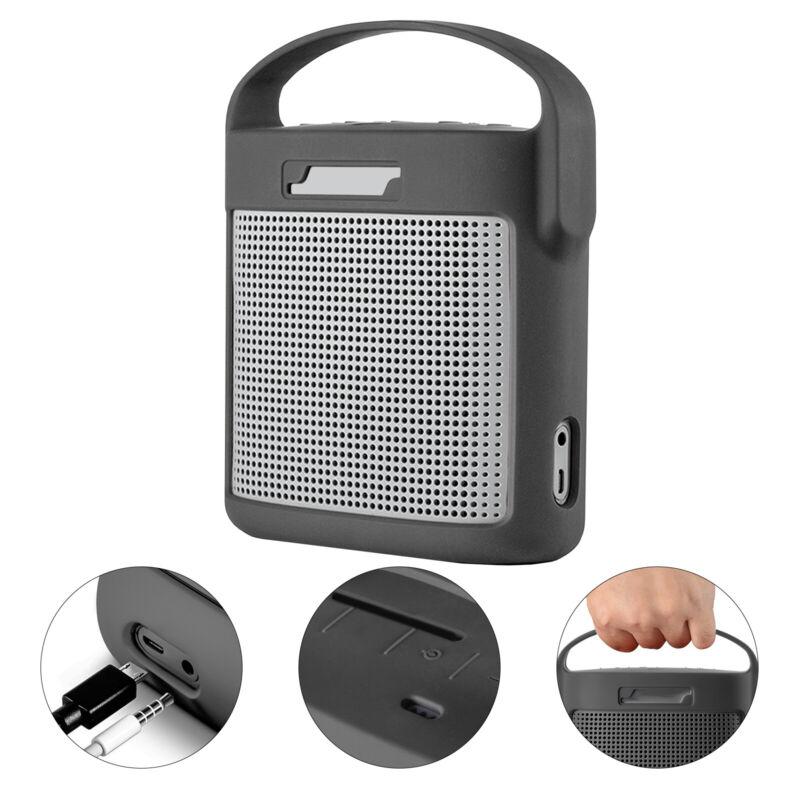 for BOSE SoundLink Color II Speaker Silicone Carry Case Cover Storage Travel Bag