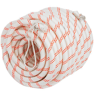 58 Braid Rope Polyester Rope Rigging Rope 120ft Polyester Rope Tree Hoist Line