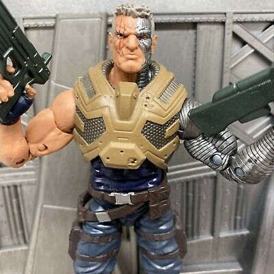 "Marvel Legends Hasbro X-Men Juggernaut BAF Cable 6"" Inch Action Figure"
