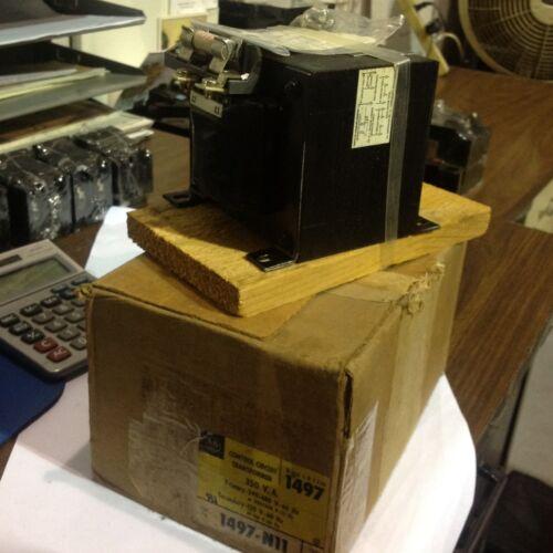 Allen Bradley Control Circuit Transformer 1497-N11