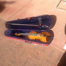 Stentor violin and bow as new Beaconsfield Fremantle Area Preview