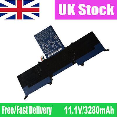Battery For Acer Aspire S3-391 S3-951 S3 Ultrabook AP11D3F AP11D4F MS2346 UK