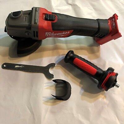 Milwaukee 2781-20 18 Volt Fuel Brushless 4 12 - 5 Cordless Angle Grinder New