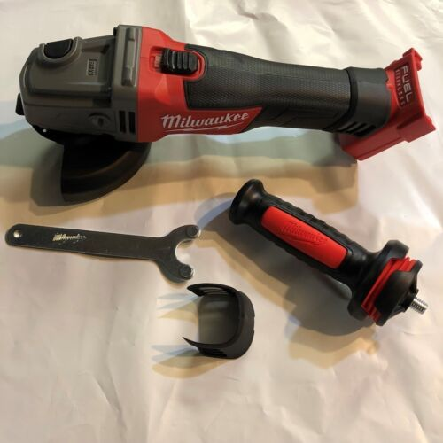 "Milwaukee 2781-20 18 volt Fuel Brushless 4 1/2 - 5"" cordless angle grinder  New"