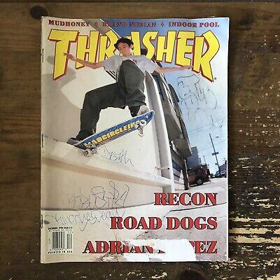 THRASHER magazine December 1998 SKATEBOARDING/SKATEBOARD