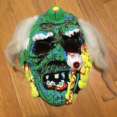 Ben Cooper Collegeville Halloween Mask Vintage Monster Costume Topstone