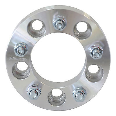 2 Qty   2   1  Per Side    5X4 75 Wheel Spacers Adapters   12X1 5   5X4 75 1 0