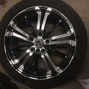 Rtx arsenic wheels (just rims) 17""