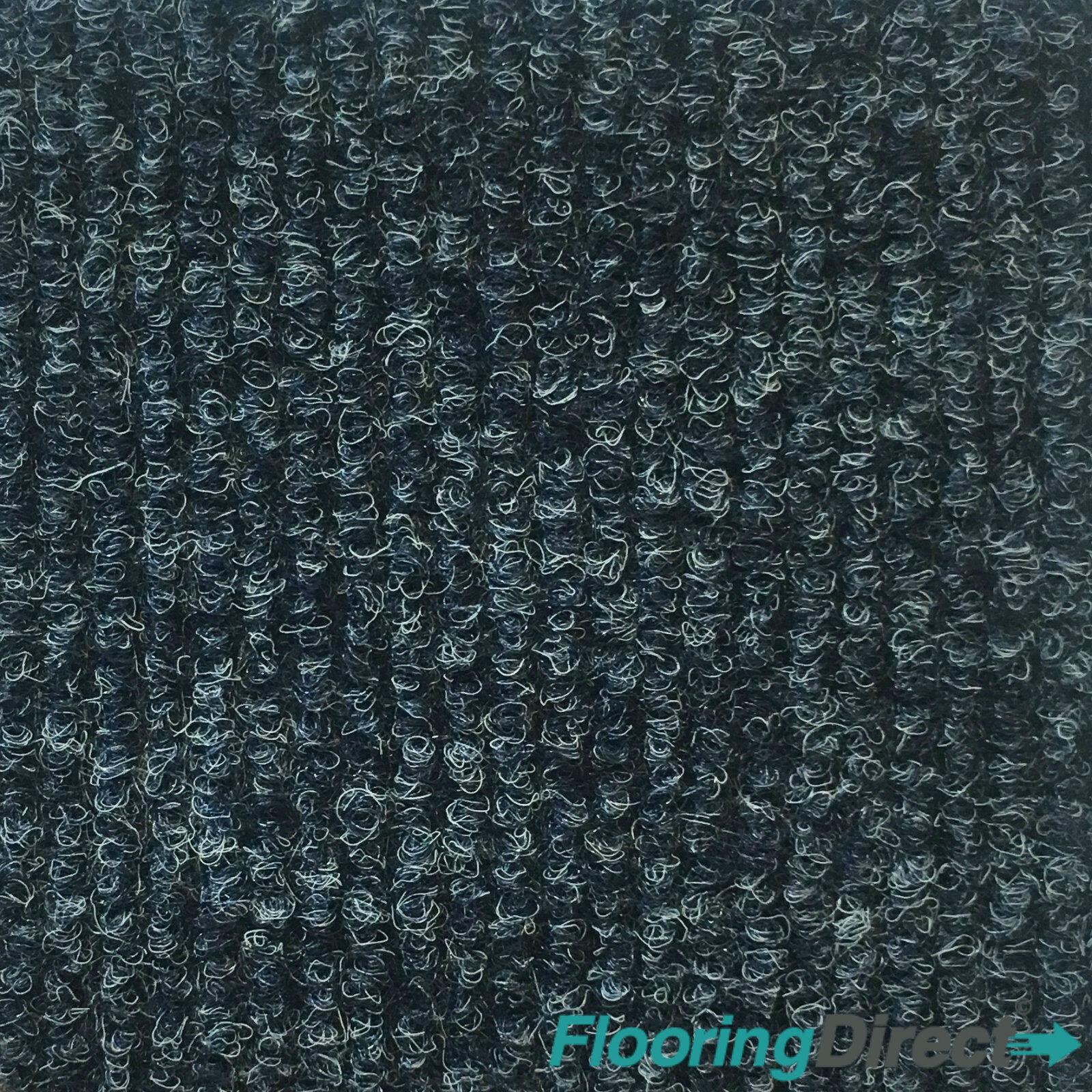 Image of: Midnight Blue Office Carpet Tiles 6m2 Box Home Office Flooring Cheap Price Ebay