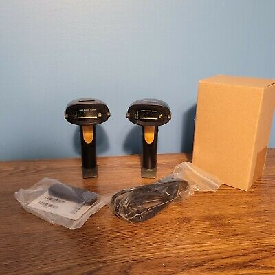 Usb Wireless Barcode Scanner Handheld Laser Barcode Reader Lot