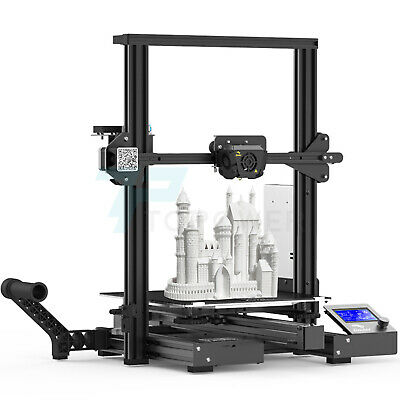 Creality Ender 3 Max 3D Printer 300x300x340mm with Metal Extruder Mainboard