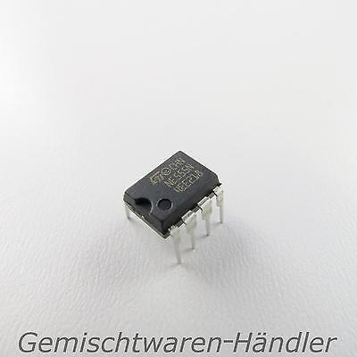 Ic Ne555n Timer St Microelectronics Timer Dip8 Uhr Arduino Zeit Geber Time N P