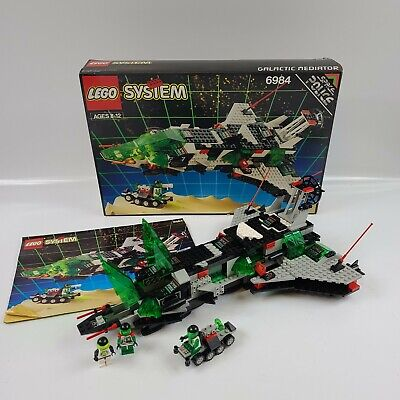 Lego Galactic Mediator COMPLETE SET with box and instructions. Set number 6984