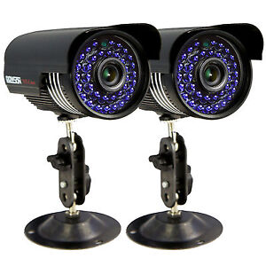 2-x-700TVL-CCTV-Surveillance-Security-Day-Night-3-6mm-Outdoor-Waterproof-Camera