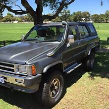 1987 Toyota Hilux Surf 3.8l V6 VT Conversion Myaree Melville Area Preview