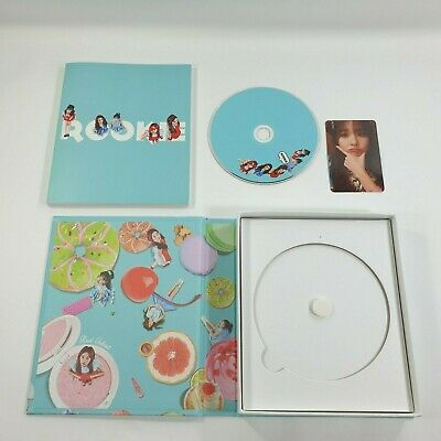 Red Velvet 4th Mini Album Rookie CD Booklet Seulgi Photocard 1p Opened Official