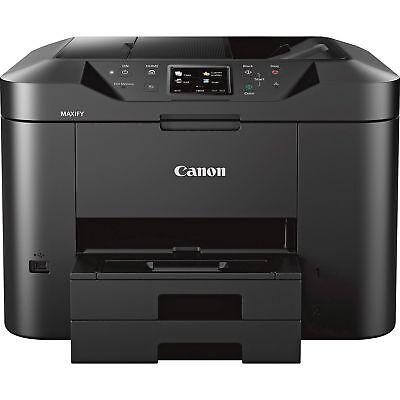 Canon - Canon Maxify Mb2720 Wireless All-in-one Printer