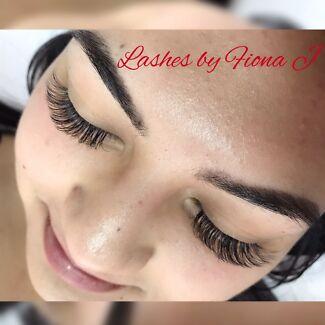 Eyelashes Extension Promotion