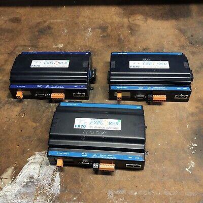 Johnson Controls Fx-70 Ax Jace 7 Tridium Niagara Licensed Bacnet Lon Jcin2