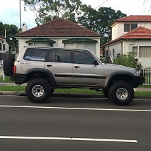 NO SWAPS!!!! turbo charged 1999 Nissan Patrol GU tb45 Revesby Bankstown Area Preview