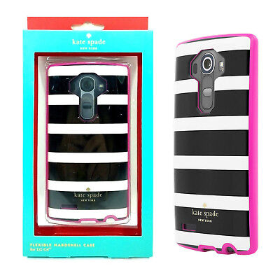 Kate Spade New York Flexible Impact Absorbing Designer Hard Shell Case For LG G4