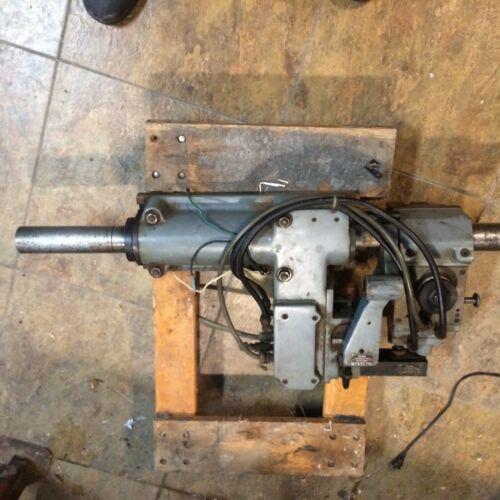 hardinge automatic threading unit for hardinge hc chucker