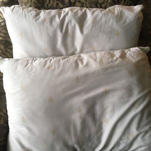 Ralph Lauren pillow set-brand new