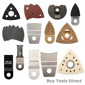 Draper-31328-Oscillating-Multi-Tool-Accessories-Wood-Saw-Blade-Scraper-Rasp-etc
