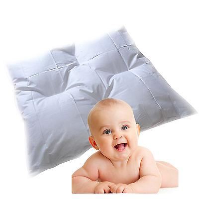 Baby Karostep Kuschelkissen Wiegenkissen Kinderwagenkissen 80x80 cm Babykissen
