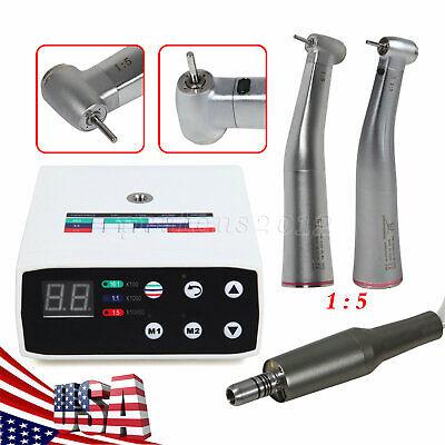 Nsk Style Dental Brushless Led Electric Micro Motor 15 Increasing Handpiece Usa