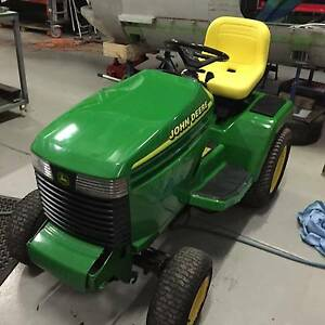 John Deere 355D Ride On Mower Jimboomba Logan Area Preview