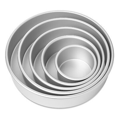 5-Piece Round Cake Pan Set