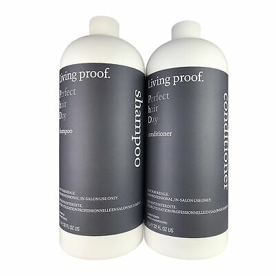 Living Proof Perfect Hair Day Shampoo & Conditioner 32 Oz