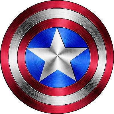 Home Decoration - Captain America Vinyl Decal / Sticker ** 5 Sizes **