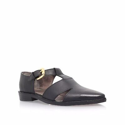 Hudson Of London Liv Black Shoe Size UK 8 EU 41