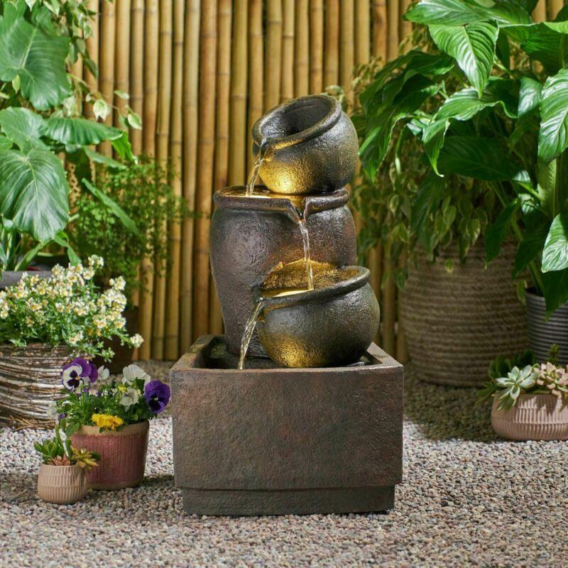 Morrigan Fountain