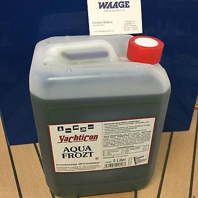 einmalig Sonderpreis Yachticon Aqua Frozt 5L Frostschutz Aqua frost Trinkwasser