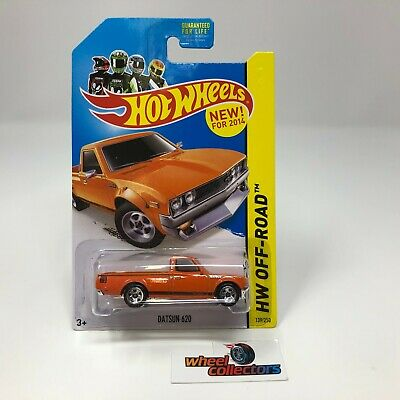 Datsun 620 #139 * Orange * 2014 Hot Wheels * ZC9