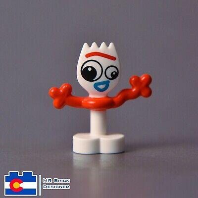 NEW LEGO FORKY Minifig Toy Story 4 Minifigure Pixar 10769 Sporky Spork Forkie