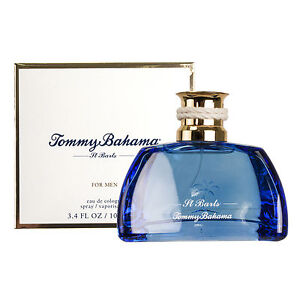 Set Sail St. Barts For Men 3.4 oz Cologne Spray By Tommy Bahama