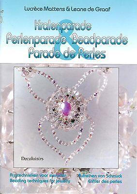 Buch/Modelle/Konfekt von Schmuck/Parade Perlen/Perlen - Parade Perlen