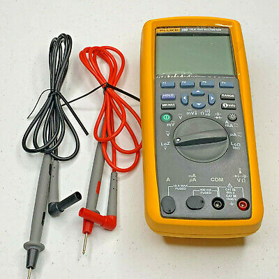 Fluke 289 True Rms Industrial Data Logging Digital Multimeter