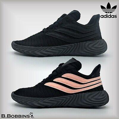 👟 Adidas Originals SOBAKOV J Trainers Size UK 3 3.5 4 4.5 Boys Girls Ladies