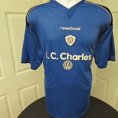 2002-2003 Crewe Alexandra Away Football Shirt, (Large)  Soccer Jersey, vintage image
